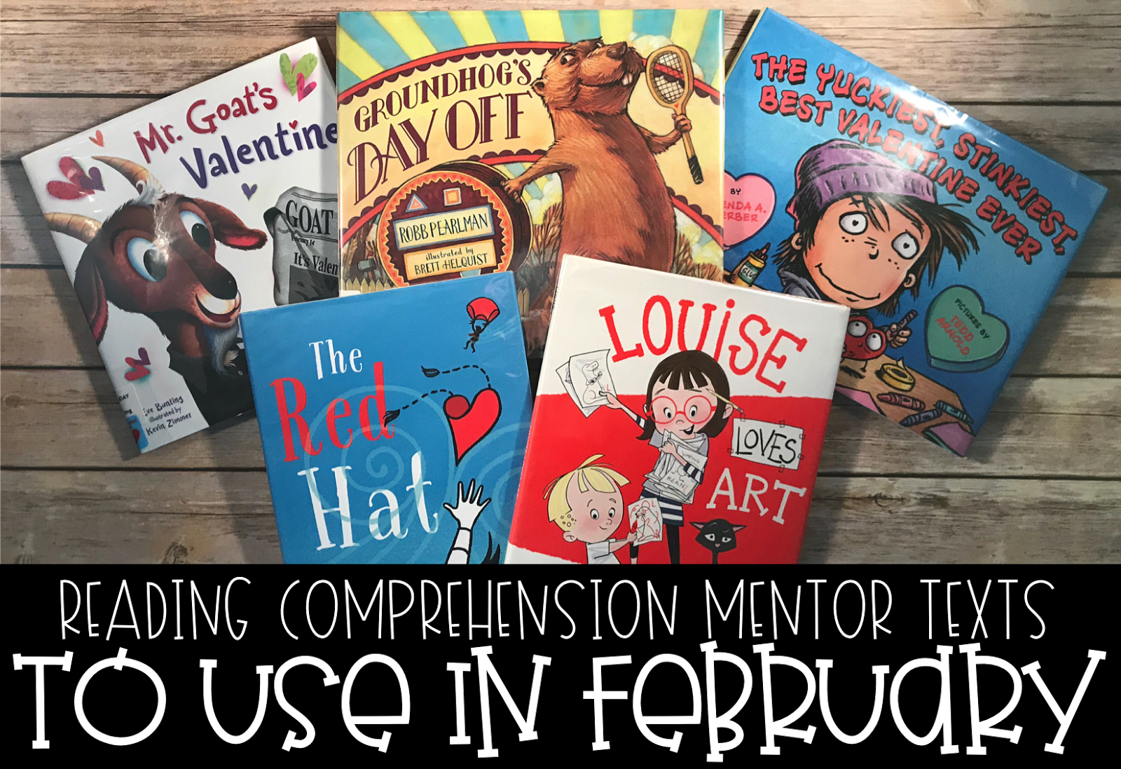 Using Mentor texts is fun way to teach or review reading comprehension to upper elementary students. These digital and printable graphic organizers are a fun way to engage , whether you utilize mentor texts in centers, small groups or the whole class. 3rd, 4th, and 5th graders will enjoy a read aloud while strengthening their comprehension of story theme, character inferences, making predictions, and exploring cause and effect. {third, fourth, fifth grade, digital, printable}