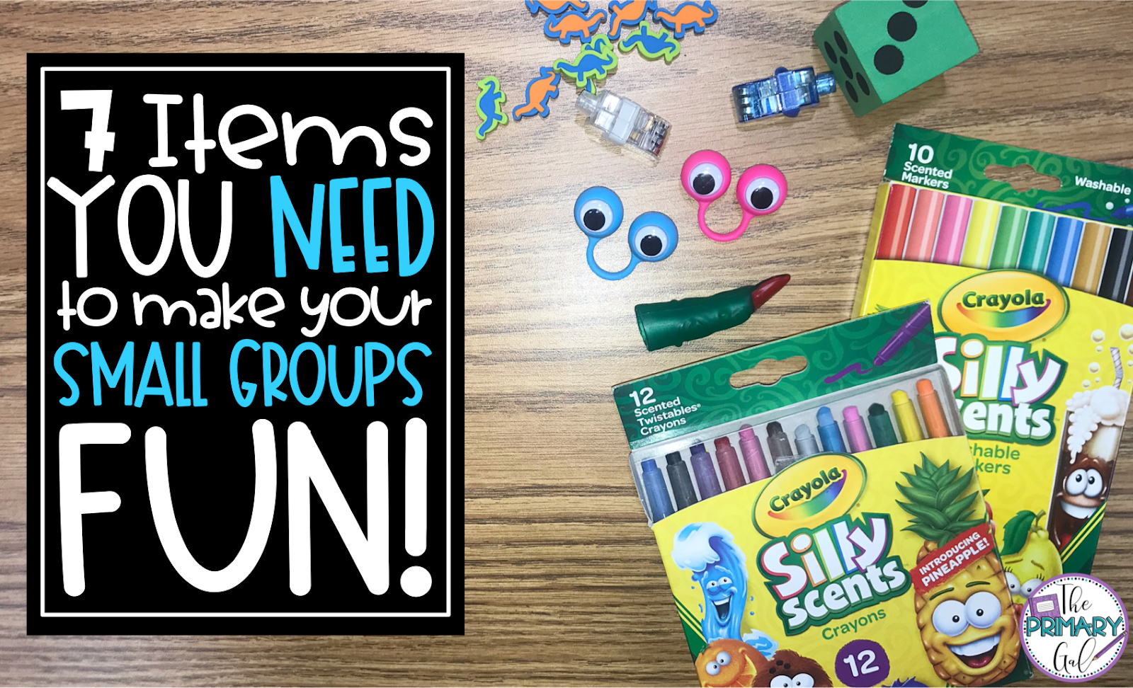 7 Items You NEED to Make Your Small Groups Fun