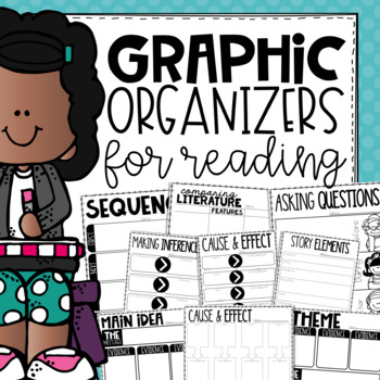 Click here for Reading Comprehension Graphic Organizers