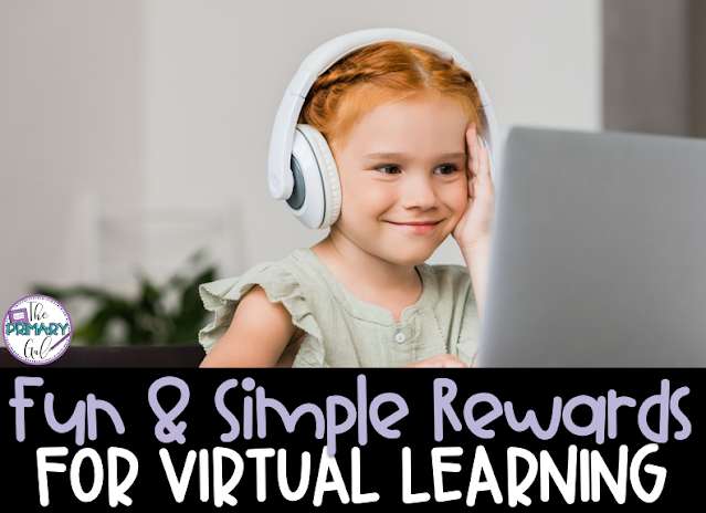 Fun and Simple Virtual Rewards for Students