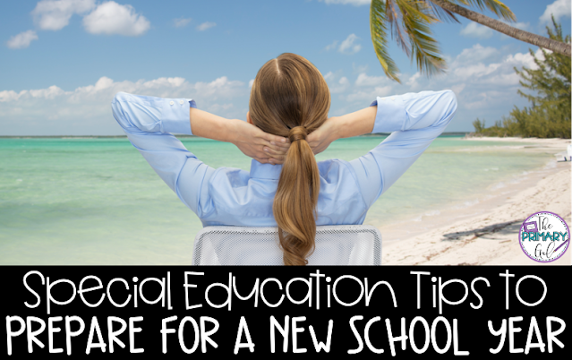 Simple Special Education Tips to Prepare for a New School Year
