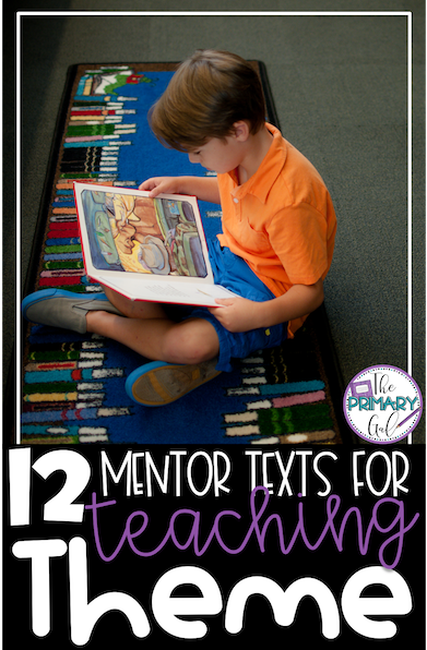 THEME MENTOR TEXTS